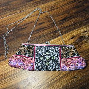 Handbags - Beaded Mini Bag